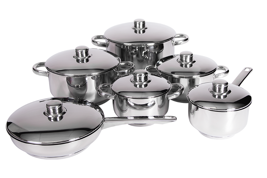 XCALIBUR Cookware Line Chef 12 Piece
