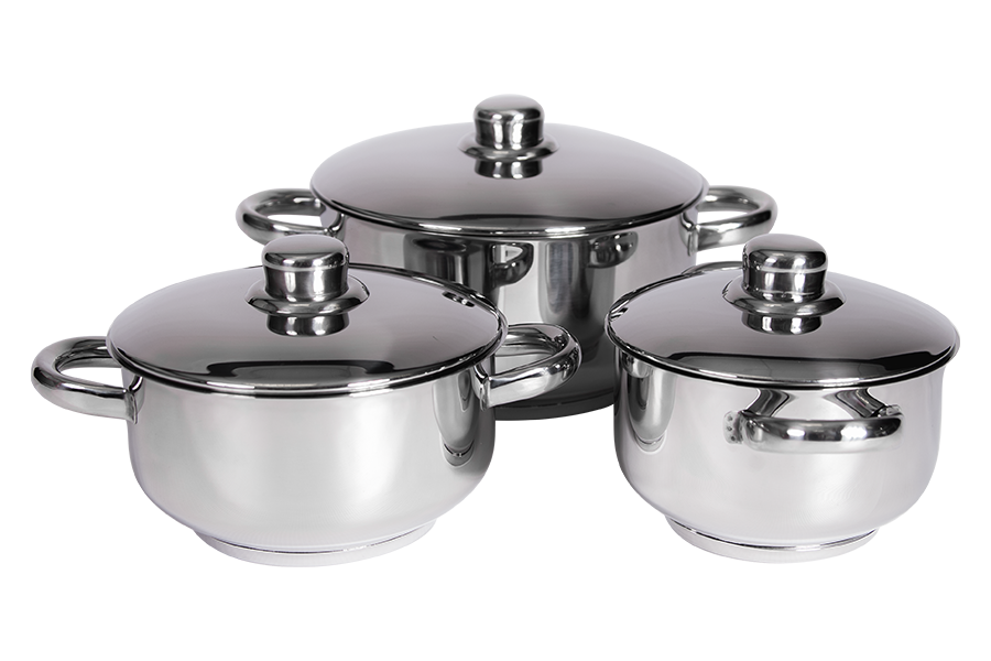 XCALIBUR Cookware Compact Line Chef